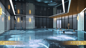 grand ion majestic spa pool