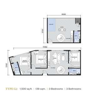 ion majestic floor plan G2