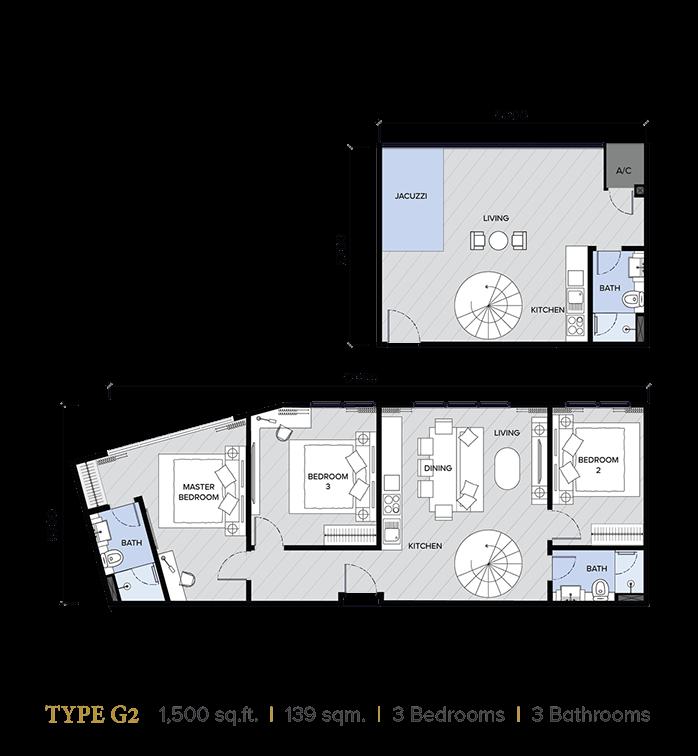 ion majestic floor plan G2