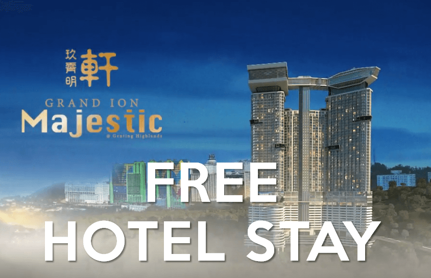 ion majestic free hotel stay1